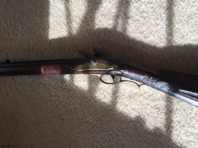 Flintlock Pennsylvania Long Rifle 50 caliber 42