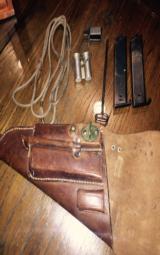 Full Rig Lati holster -all accessories-for Swedish or Finnish Lati 9mm