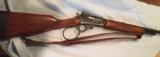 Marlin 45-70 Large Loop Lever Action Model 1895-Ghost Sights,Wyoming sling
