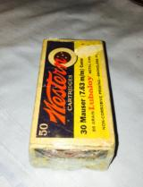 Bully's Eye 50 rd boxes of 30 Luger and 30 Mauser-colorfull & Rare- 3 of 4