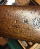 Unissued 1842 French rilfed 69 cal musket used by the Uniion in Civil War,brass hardware - 5 of 9