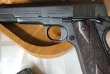 WW1 G.I. 45 ACP -original -