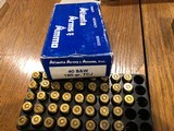Factory Atlantic Arms Manufactory ammo