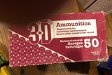 Three boxes of 3-D Manufactured Ammo 40 S&W caliber 180 grain - 4 of 4