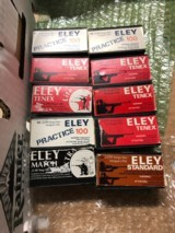 Eley 22 long rifle 500 rounds- 10 boxes of 50 - 1 of 1