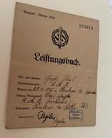 WWII Nazi sports award