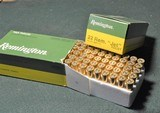 Remington .22 Jet ammo
