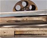 Rare Civil War Bacon Mfg. Co. .38 Rimfire Navy Revolver - 12 of 14