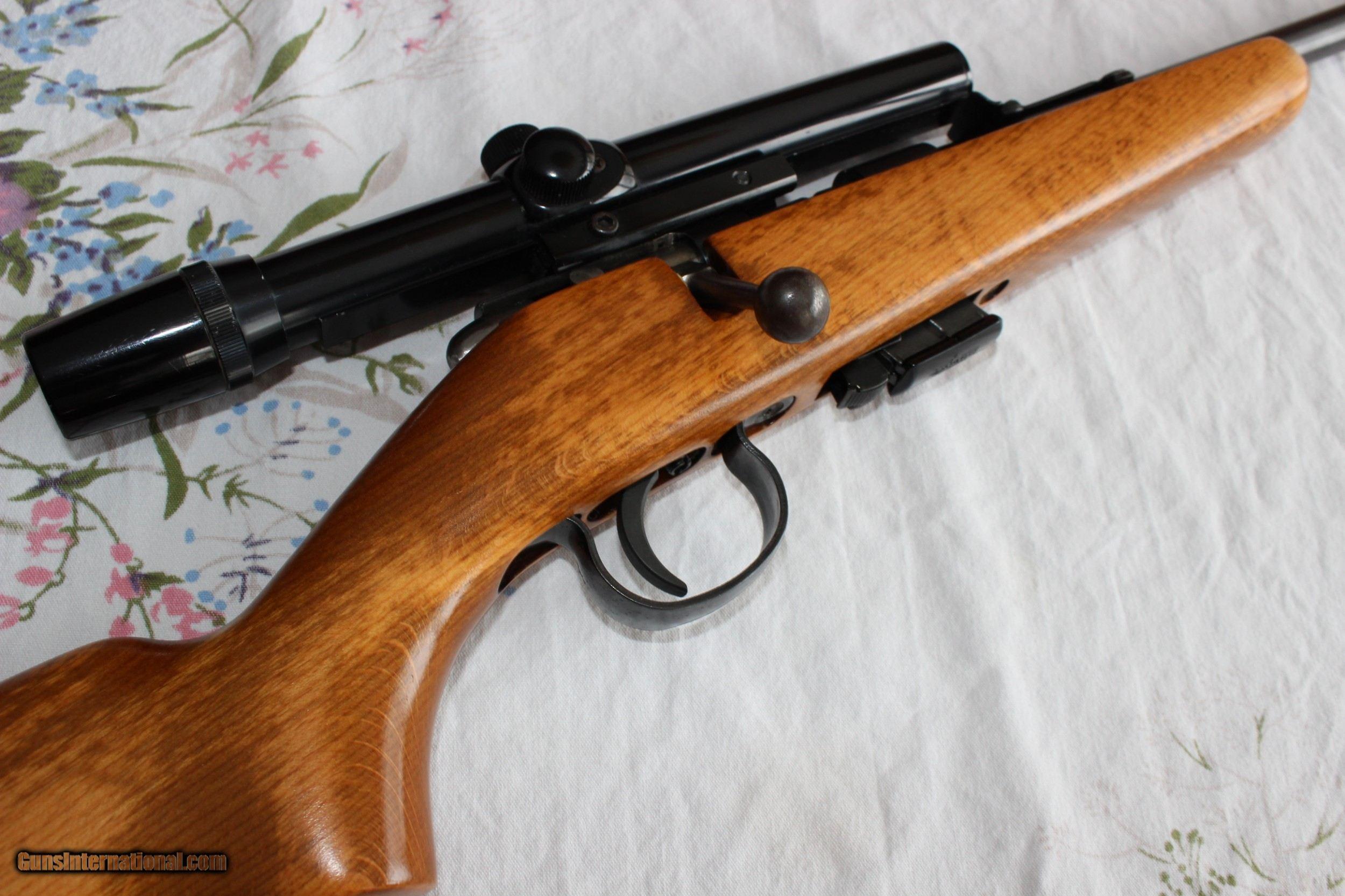 Anschutz Woodchucker 22LR for sale