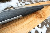 Browning X-Bolt Stainless Stalker Carbon Fiber Fluted 243 Win. NIB Discontinued - 6 of 14