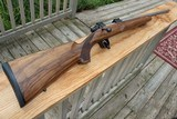 Cooper Arms of Montana Model 22 in 6.5x284 - AAA French Walnut