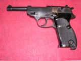 WALTHER P38 NAZI TIME PRODUCTION PROTOTYPE WITH 2 CALIBERS 9 mm & 30 Luger - 3 of 20