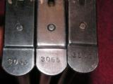 WALTHER P38 NAZI TIME PRODUCTION PROTOTYPE WITH 2 CALIBERS 9 mm & 30 Luger - 16 of 20