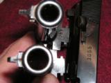 WALTHER P38 NAZI TIME PRODUCTION PROTOTYPE WITH 2 CALIBERS 9 mm & 30 Luger - 15 of 20