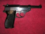 WALTHER P38 NAZI TIME PRODUCTION PROTOTYPE WITH 2 CALIBERS 9 mm & 30 Luger - 2 of 20