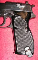 WALTHER P38 NAZI TIME PRODUCTION PROTOTYPE WITH 2 CALIBERS 9 mm & 30 Luger - 6 of 20
