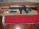COLT 9mm. CARBINE (R6450) AR-15 WITH 16 in. BARREL - 1 of 9