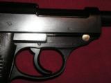 WW2 P38 SVW-45 (MAUSER code) CAL 9mm LAST NAZI'S PRODUCTION - 11 of 20
