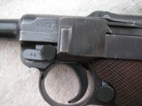 LUGER POLICE 1917 DATED WITH 1940 POLICE HOLSTER AND MATCHING MAGAZINE - 4 of 20