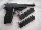 WALTHER P38 NAZI'S TIME PRODUCTION IN EXCELLENT CONDITION WITH 2 MAGS - 2 of 20