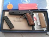 COLT 1911 US ARMY REPRODUCTION OF SMALL QUANTITY IN 2003 NEW CONDITION - 1 of 20
