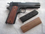 COLT 1911 US ARMY REPRODUCTION OF SMALL QUANTITY IN 2003 NEW CONDITION - 12 of 20