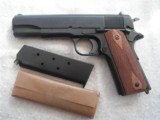 COLT 1911 US ARMY REPRODUCTION OF SMALL QUANTITY IN 2003 NEW CONDITION - 8 of 20
