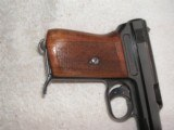 MAUSER MODEL 1914 CAL.7.65mm (32acp) IN EXCELLENT ORIGINAL CONDITION - 11 of 20