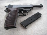 MAUSER P.38 BYF/43 IN EXCELLENT ORIGINAL ALL MATCHING CONDITION - 2 of 14