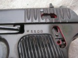 RUSSIAN TOKAREV DESIGNEDTT-33 FACTORY CUT FOR THE EDUCATIONAL STUDY - 7 of 13