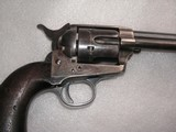 COLT SAA U.S. 1891 MFG IN 80% + RARE ORIGINAL CONDITION ALL MATCHING WITH BRIGHT BORE - 10 of 20
