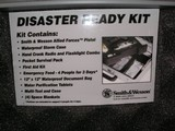 NEW CONDITION SMITH & WESSON DESASTER READY KIT WITH SW9VE CAL.9MM PISTOL - 17 of 21