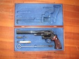 "SMITH & WESSON RARE MODEL 29 PRODUCTION1959 WITH 8 3/8"" BARREL (3 SCREWS)"
