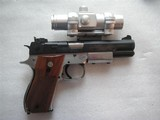 SMITH & WESSON/AMT PROTOTYPE MODEL 52SS PISTOL IN EXCELLENT ORIGINAL CONDITION - 2 of 19