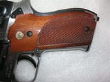 SMITH & WESSON/AMT PROTOTYPE MODEL 52SS PISTOL IN EXCELLENT ORIGINAL CONDITION - 10 of 19