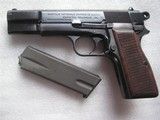 BROWNING BELGIUM FABRIQUE NATIONALE MODEL HIGH POWER NAZI'S PRODUCTION PISTOL