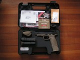 SMITH & WESSON MOD. M&P IN NEW CONDITION WITH 2/10 & 1-14ROUNDS MAGS