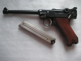 DWM MOD.1914 DATED 1916 NAVY LUGER IN 99% ORIGINAL EXSTREMELY RARE CONDITION