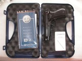 BERETTA MODEL 84FS CHEETAH CAL..380ACP WITH 10 ROUNS MAG. LIKE NEW IN CASE