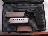 SMITH & WESSON MODEL4505 CAL. .45ACP ADJ.REAR SIGHT ONLY 1,200 MADE IN 1991