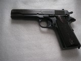COLT 1911,1918 PRODUCTIONIN GOOD CONDITION WITH HP STAMPED SHINY & BRIGHT BARREL