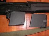 RUSSIAN SAIGA SNIPER CAL..410 MAGNUM NATO PACT BUTSTOCK W/SNIPER SCOPE IN NEW CONDITION - 15 of 20