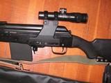 RUSSIAN SAIGA SNIPER CAL..410 MAGNUM NATO PACT BUTSTOCK W/SNIPER SCOPE IN NEW CONDITION - 3 of 20