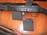 RUSSIAN SAIGA SNIPER CAL..410 MAGNUM NATO PACT BUTSTOCK W/SNIPER SCOPE IN NEW CONDITION - 6 of 20