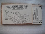 HIGH STANDARD MOD.103 SUPERMATIC CITATION CAL. .22LR LIKE NEW IN ORIGINAL BOX - 2 of 17