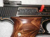 SMITH & WESSON MOD. 41 CAL. .22LR 50th ANNIVERSARY ENGRAVED IN NEW CONDITION - 10 of 20