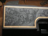 SMITH & WESSON MOD. 41 CAL. .22LR 50th ANNIVERSARY ENGRAVED IN NEW CONDITION - 5 of 20