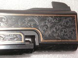 SMITH & WESSON MOD. 41 CAL. .22LR 50th ANNIVERSARY ENGRAVED IN NEW CONDITION - 12 of 20