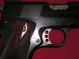 COLT NATIONAL MATCH IN LIKE NEW CONDITION PROTOTYPE S/N X1868 - 15 of 17