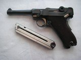 AMERICAN EAGLE 1906 LUGER CAL. 9mm IN 98% ORIGINAL FINISH ALL MATCHING AND ORIGINAL PARTS - 1 of 14